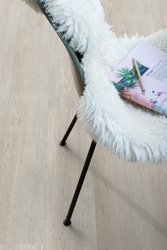Livyn Silk Oak Light Flooring from Interiora Newlyn